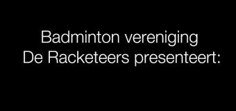 De Racketeers presenteert ……..